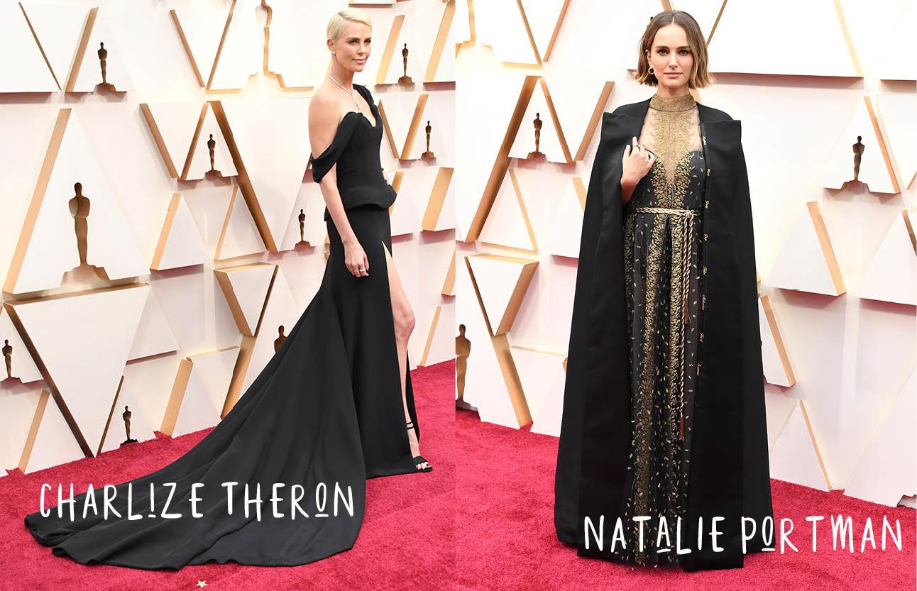 Looks Oscar 2020