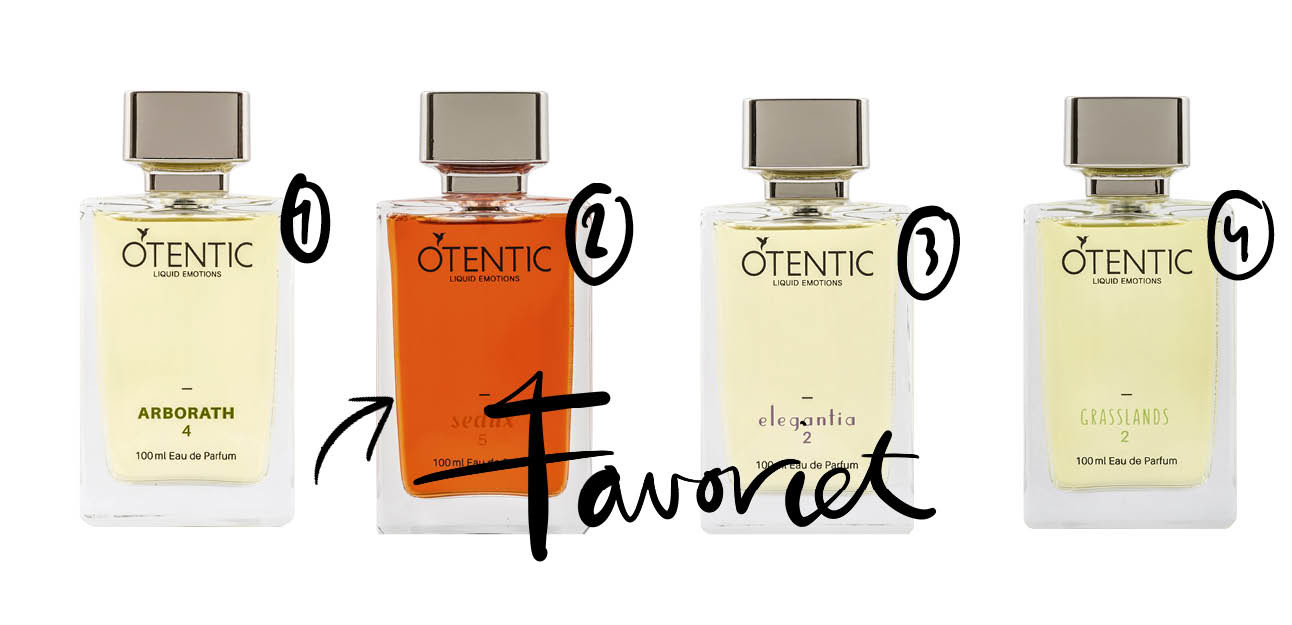 otentic perfumes shopping