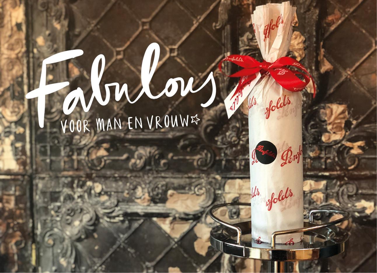 een wijn fles van het merk penfold