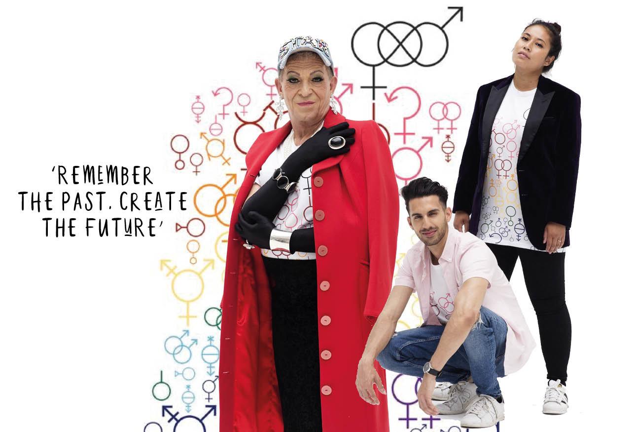 Philips is Pride:Ninamounah ontwerpt voor Pride Amsterdam