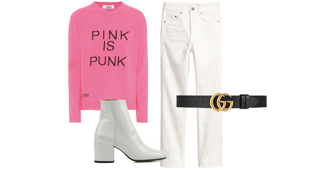 Pink is Punk shopping