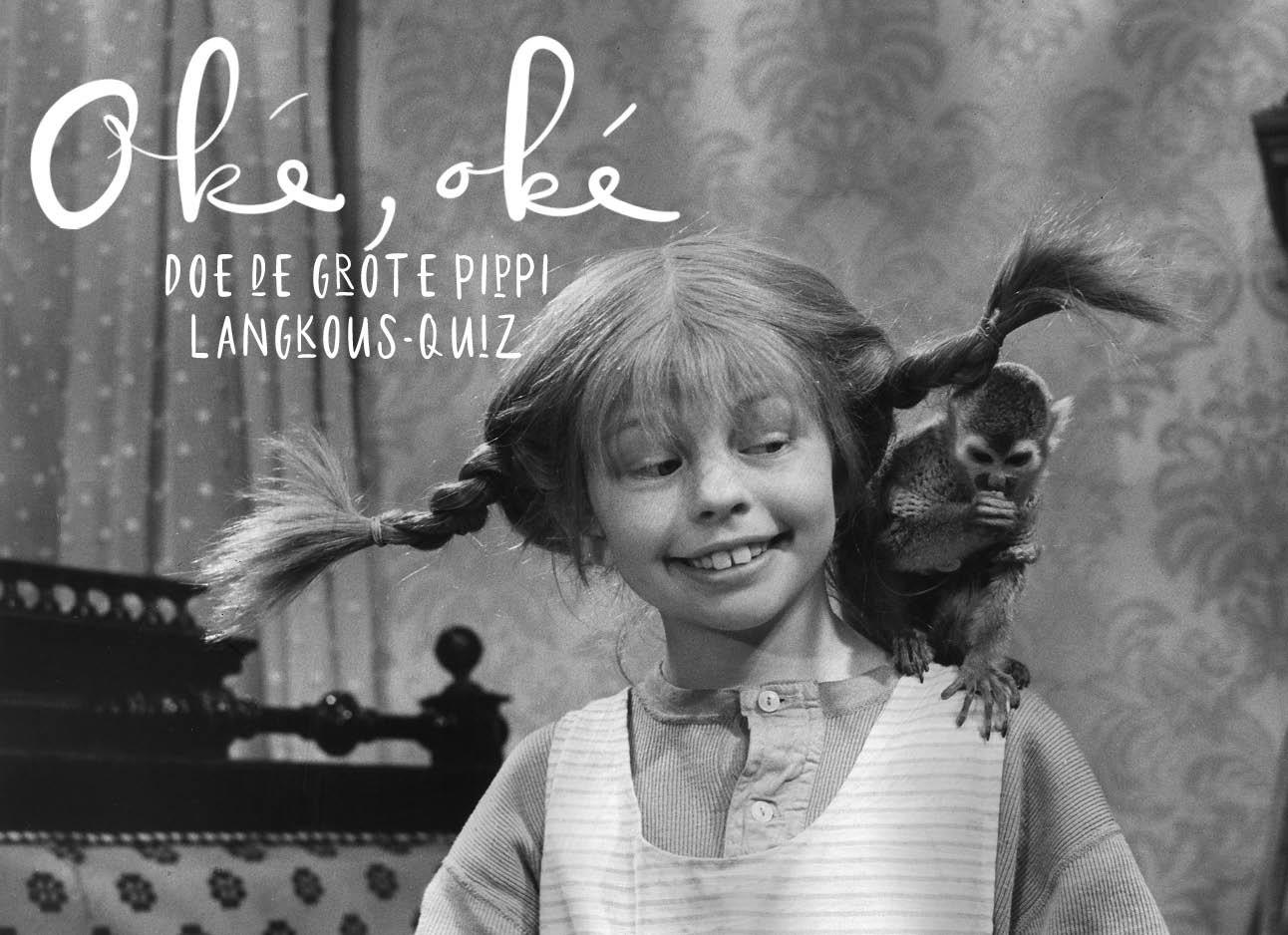 Pippi Langkous Quiz