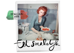 Maken: gefrituurde pizza a la Sophia Loren