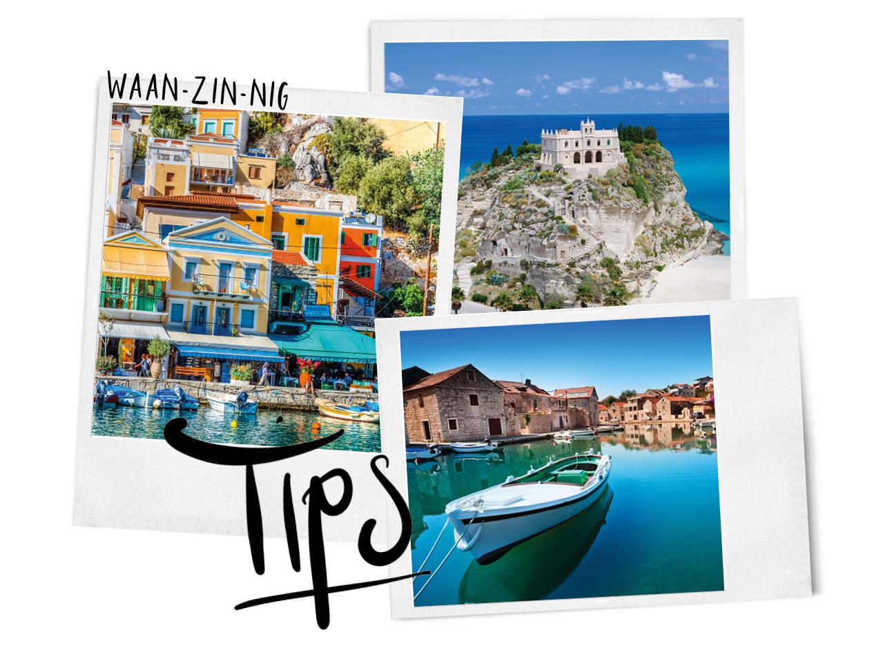Europese vakantie bestemmingen