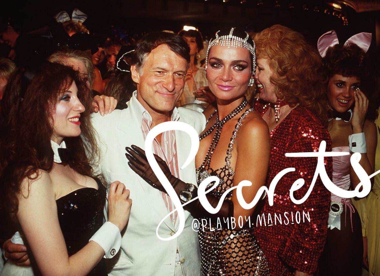 De grimmige geheimen achter de Playboy Mansion