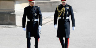 Het huwelijk van Prins Harry en Meghan Markle