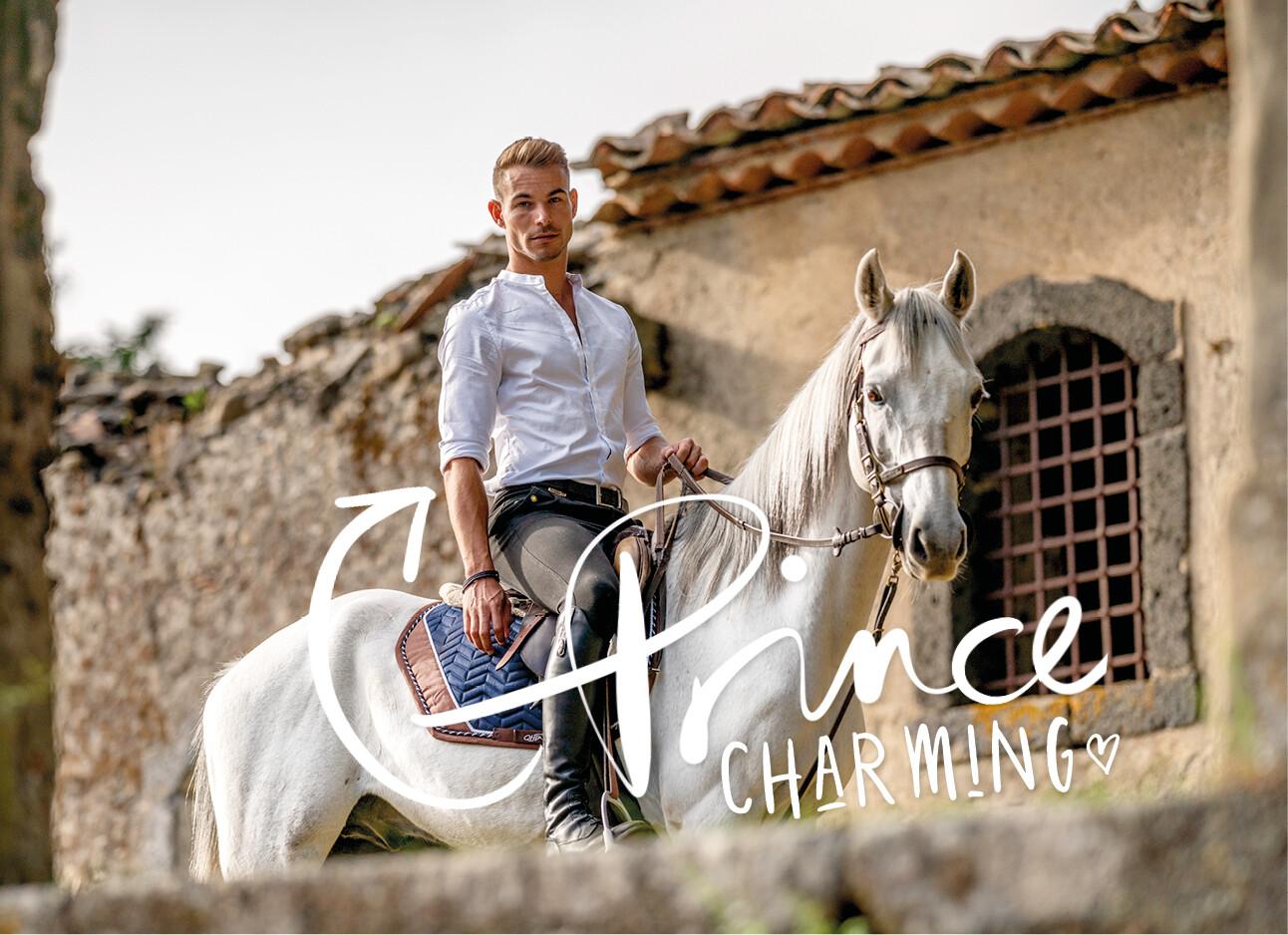 Nu al zin in: dit zijn de eerste beelden van Prince Charming