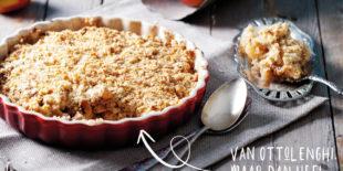De appelcake van Ottolenghi die je vandaag nog wil maken