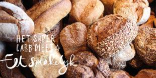 Halleluja: een dieet met brood
