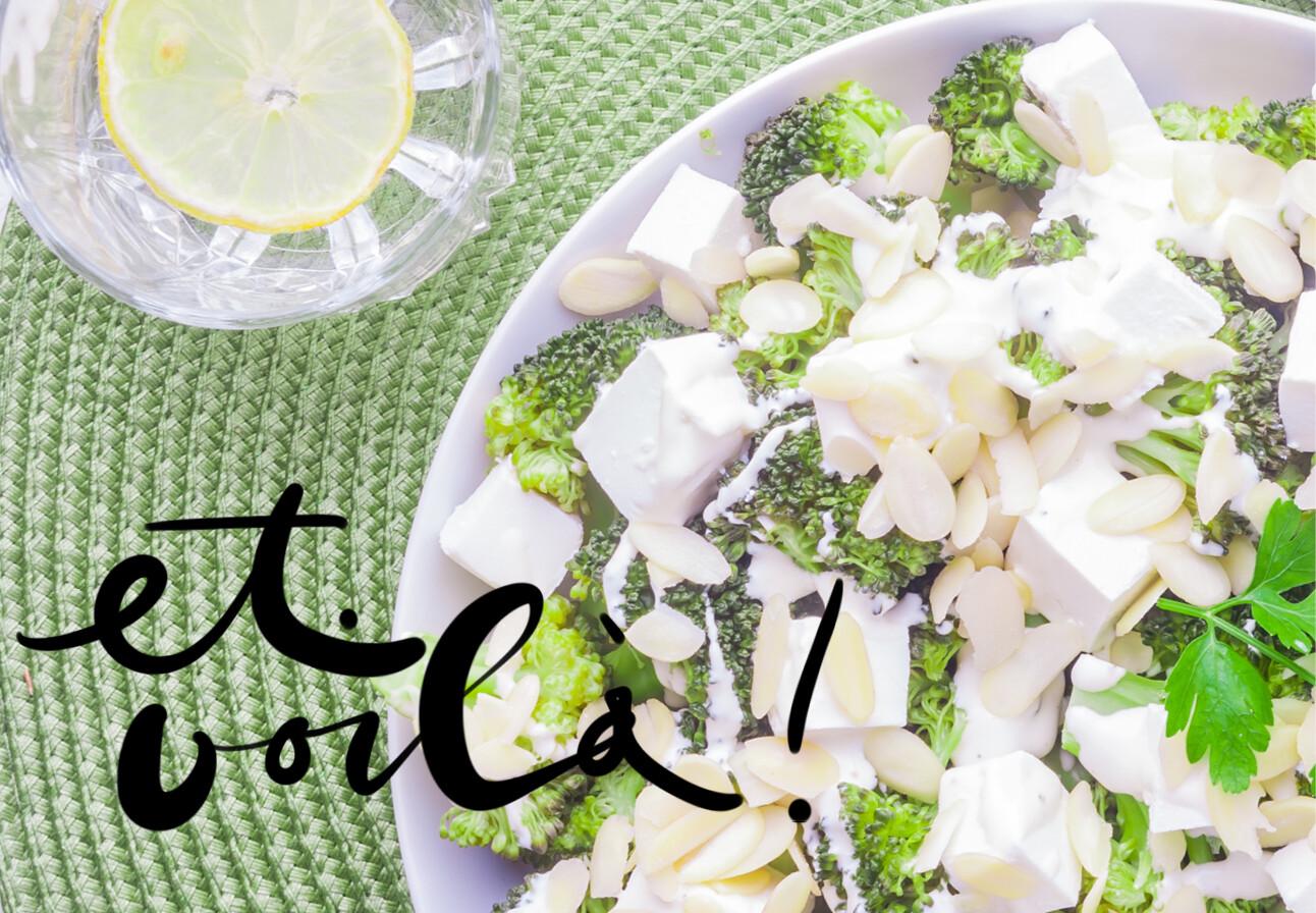broccoli met feta