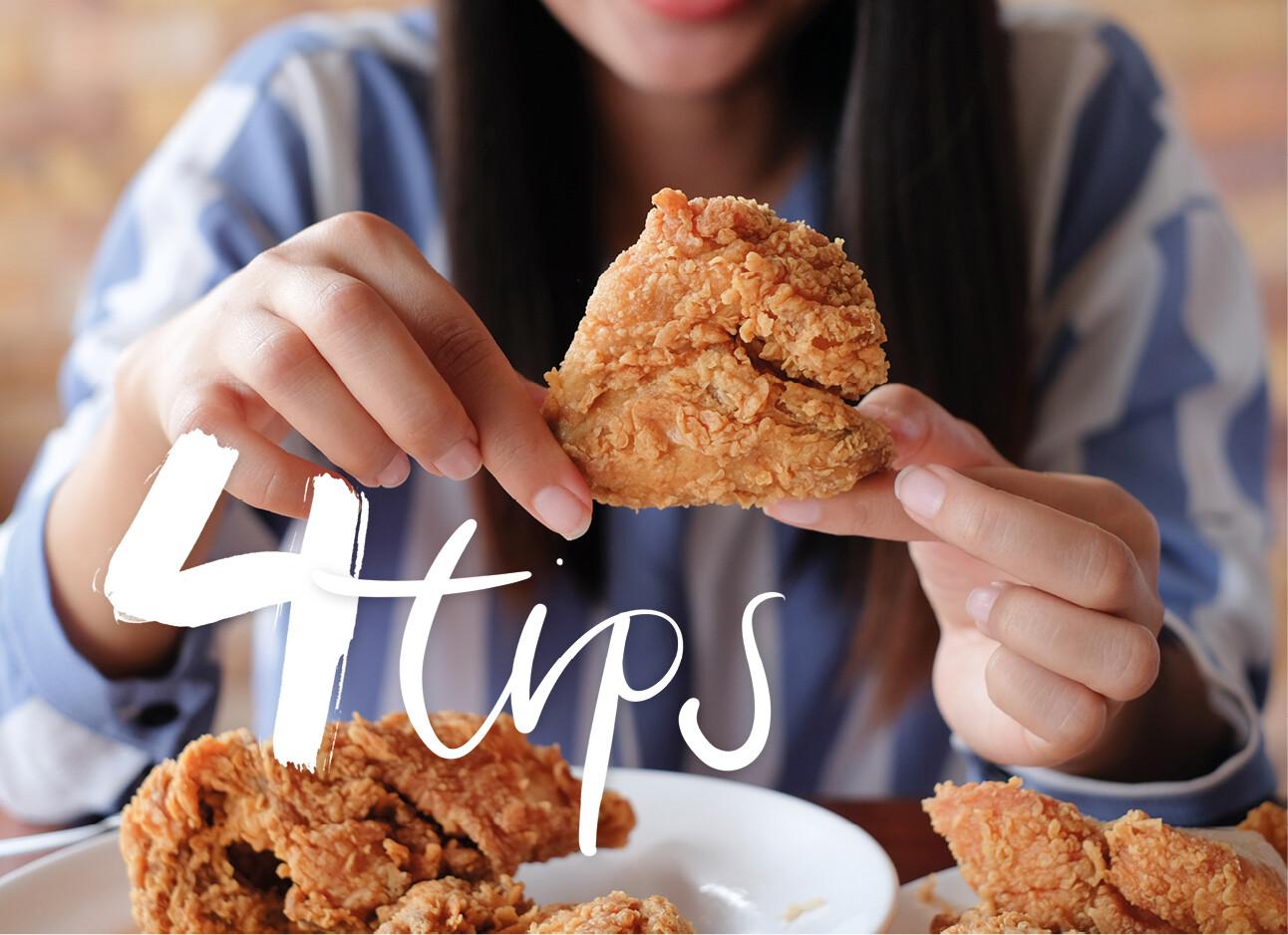 4 Geheimen voor de lekkerste fried chicken van je leven