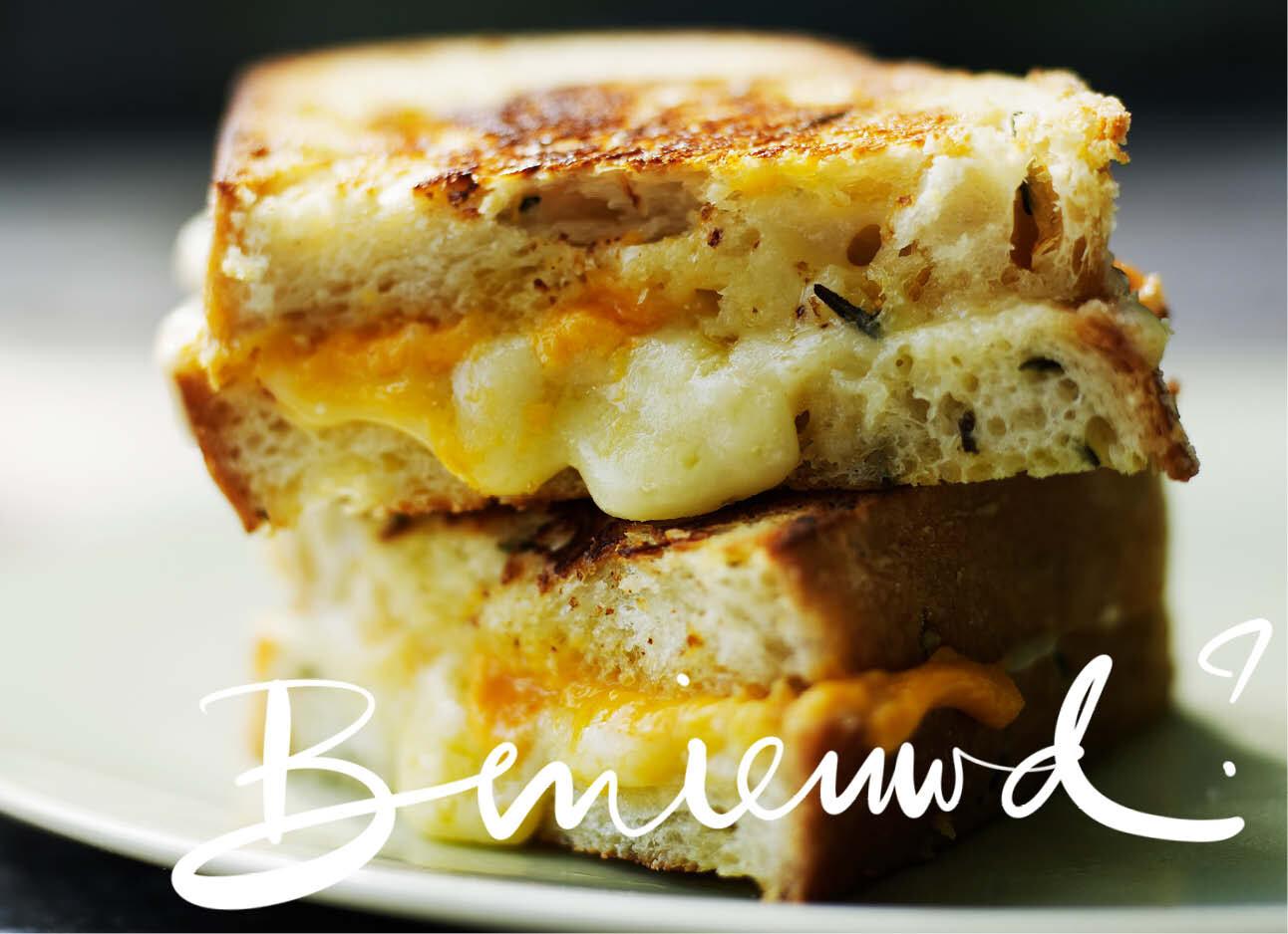 Het verschil tussen een tosti en boterham met kaas