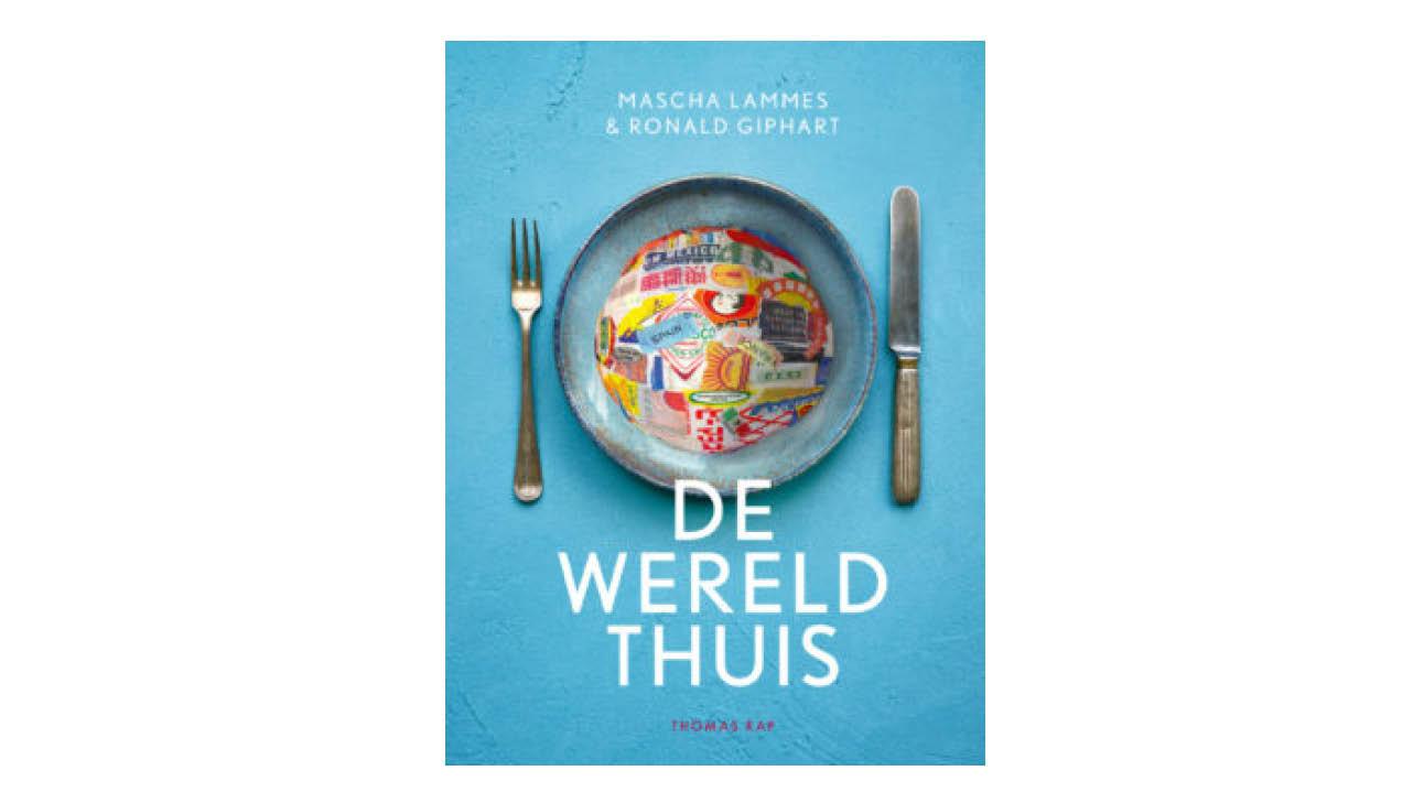 kookboek de wereld thuis