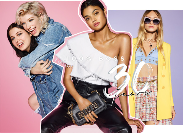 Advertorial River island 30 jaar