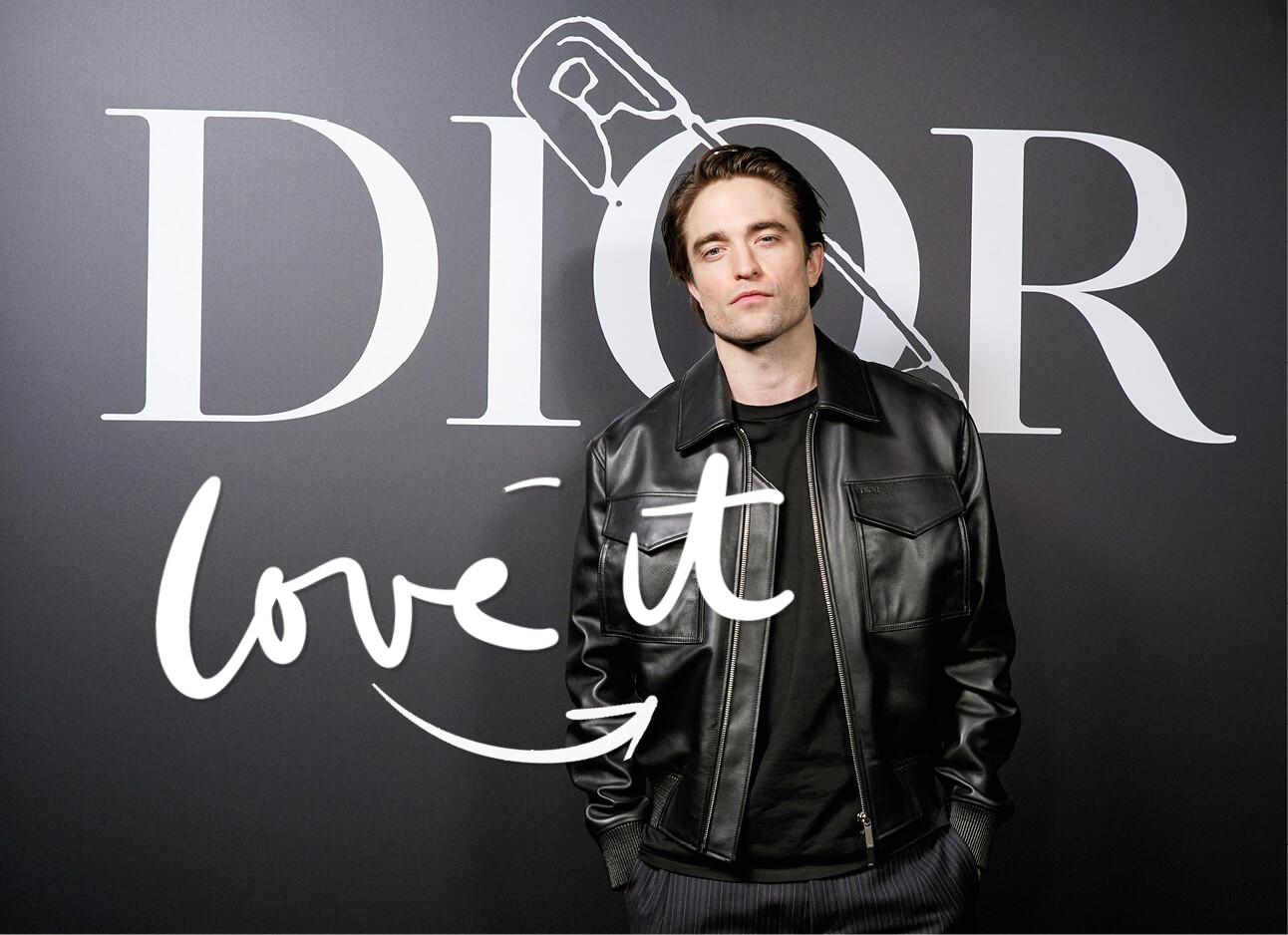 Robert Pattinson als nieuwe Batman