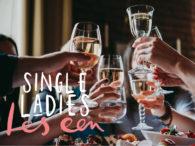 Jammer maar waar: als single drink je géén rode wijn