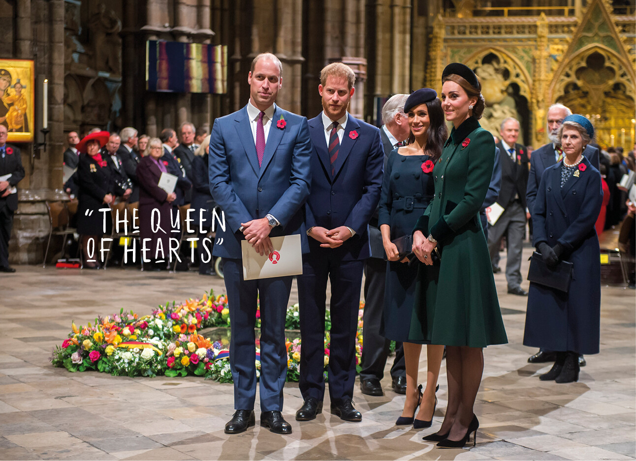 royal familie William Harry Meghan Kate