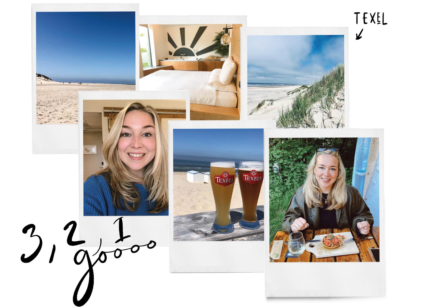Island life: ga naar Texel