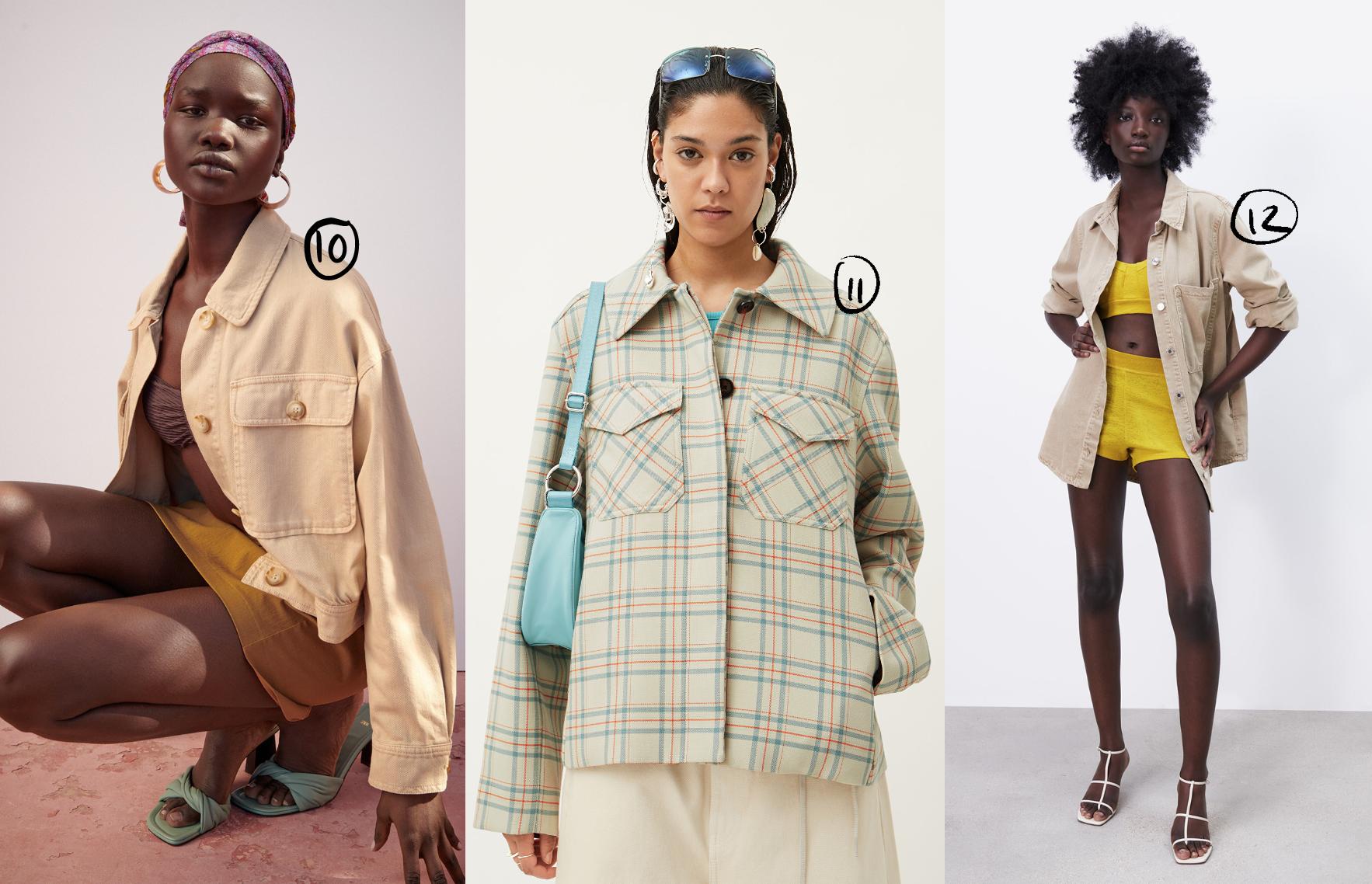 Waarom een chore jacket jouw nieuwe zomerliefde is