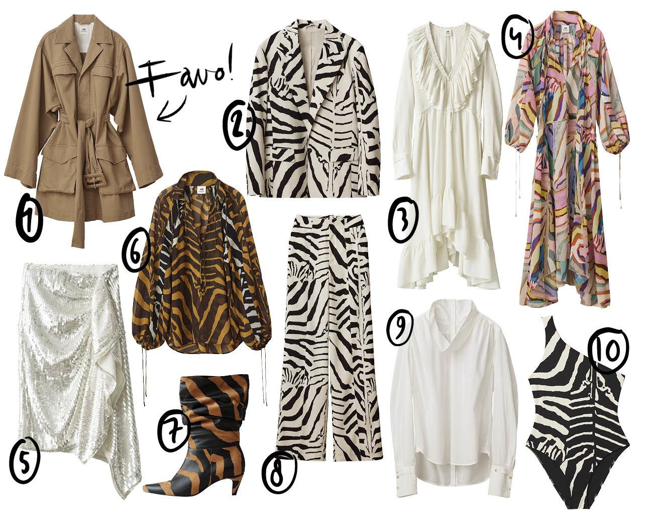 H&M studio collectie nieuwste items shopping