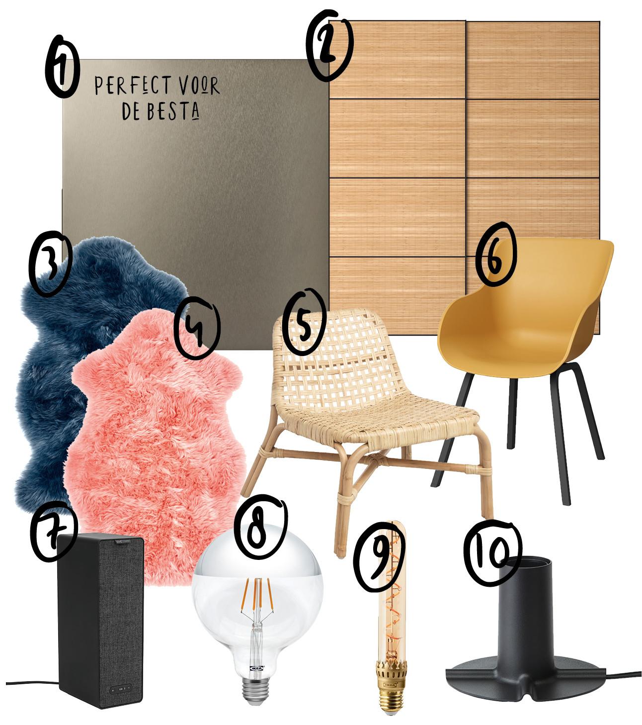 Lil en 10 Ikea producten die ze moet hebben