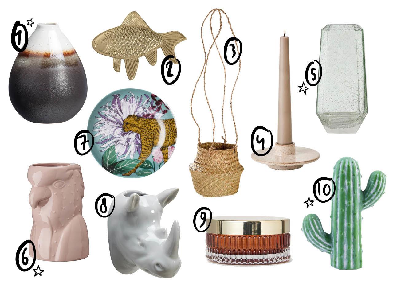 interieur shopping items 10 euro