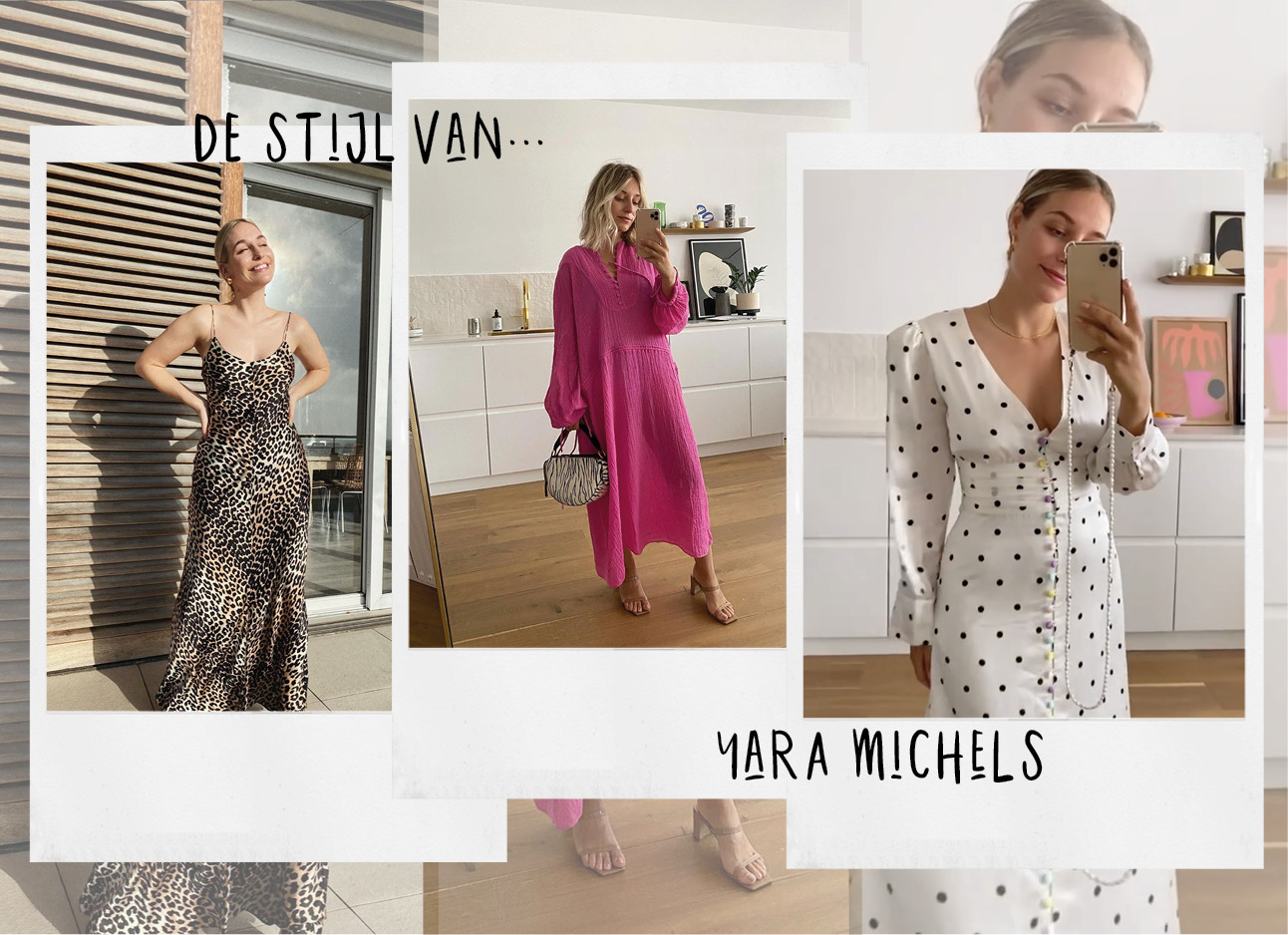 Om vandaag nog te copy-pasten De stijl van… Yara Michels