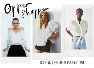 De witte blouse edit