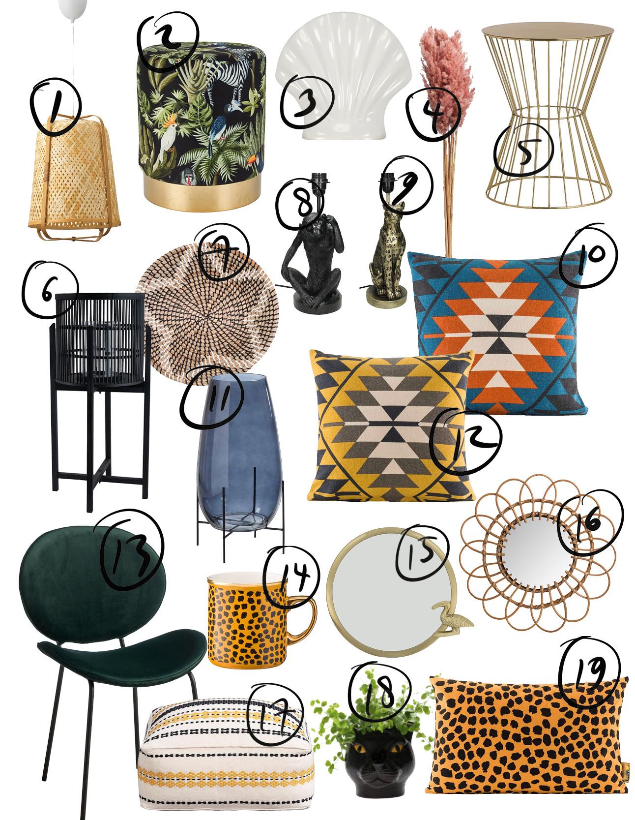 een Shopping van budget meubels