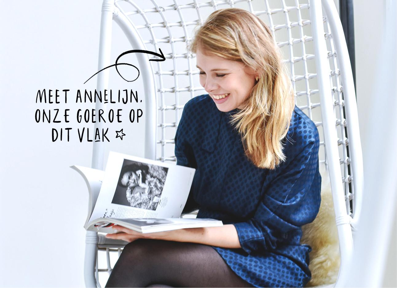 Annelijn van Skin kliniek op visite bij Amayzine