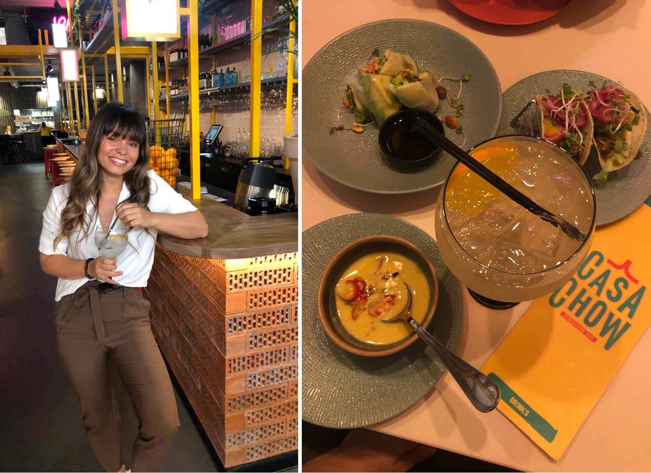 casa show restaurant in gouda