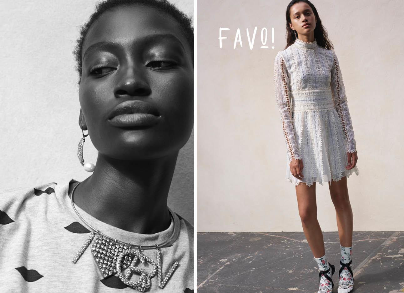 de nieuwe samenwerking van h&M met een designer