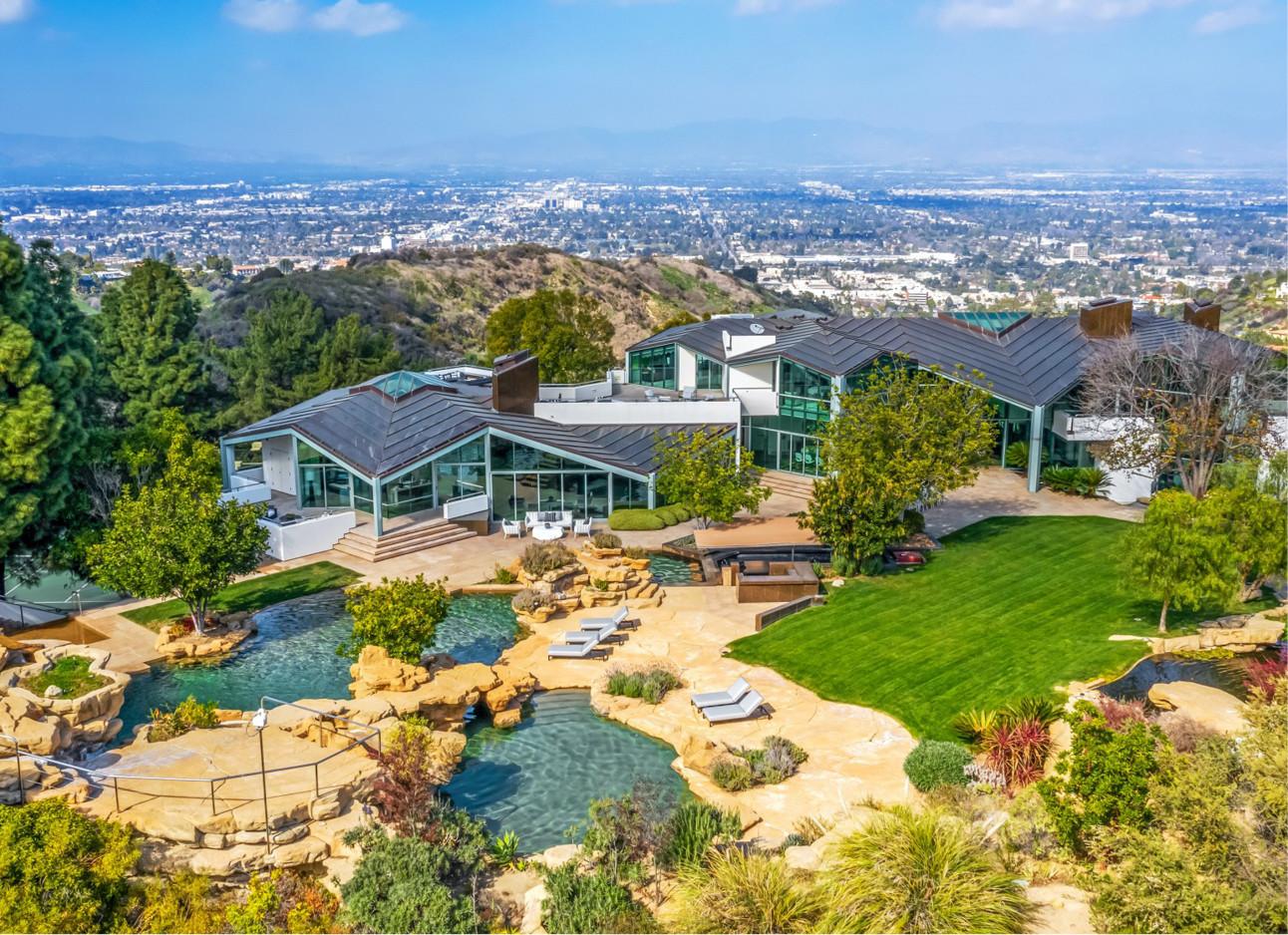 Pharrel Williams nieuw huis 15 miljoen
