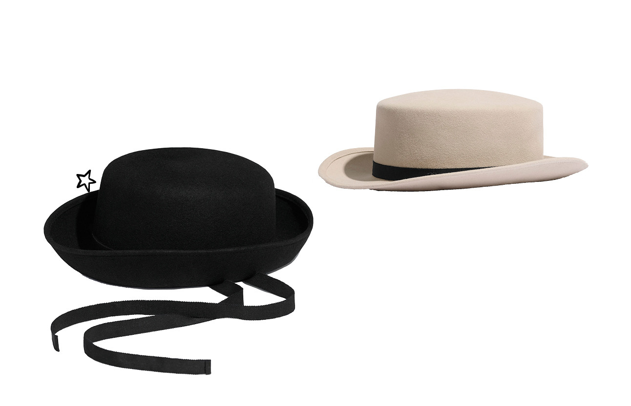 de nieuwe hoedjes van cahnel