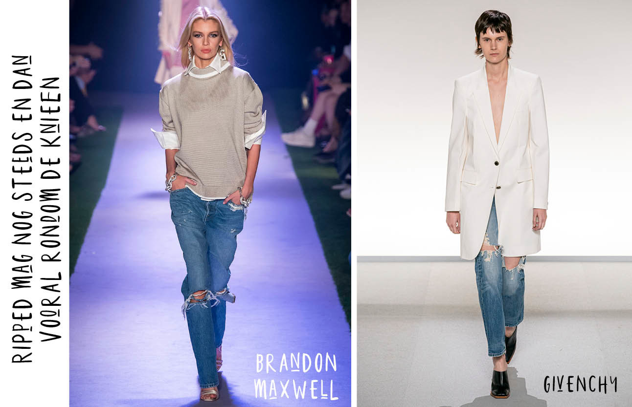 Jeans van 2020