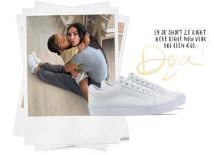 Dit zijn Kim Kardashians nieuwe favoriete sneakers