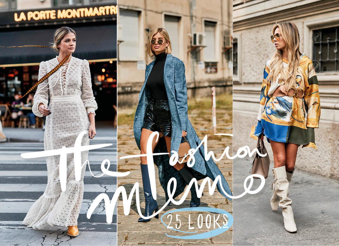 drie vrouwen lopend op straat streetstyle mode fashion festivalooks