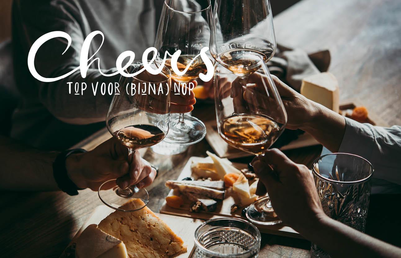 wijn drinken proosten witte wijn rode wijn