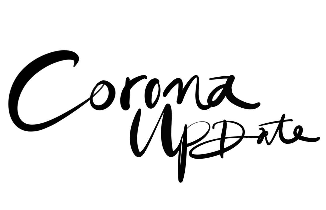 Corona update 12 maart