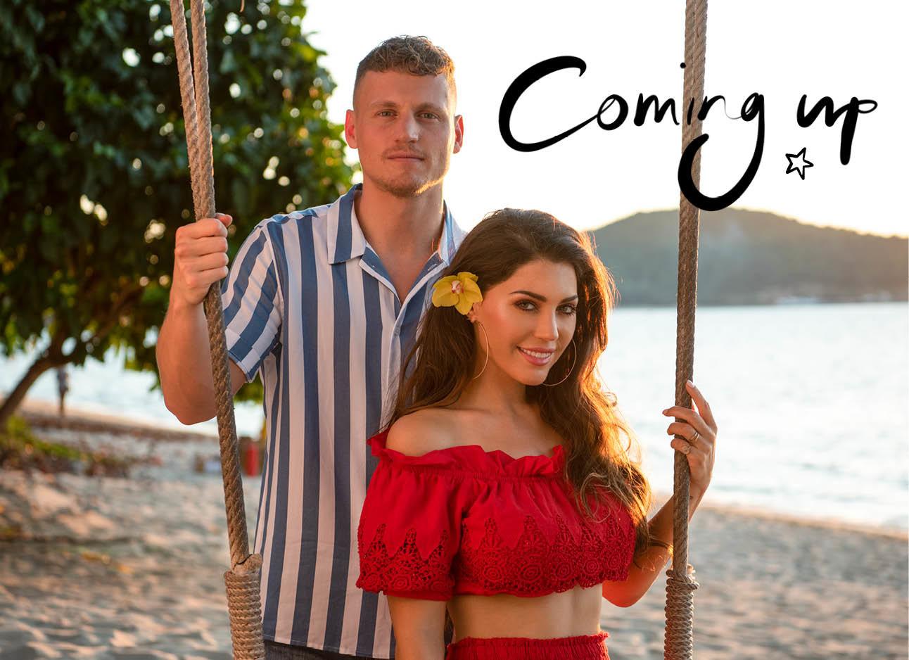 kaj gorgels en yolanthe cabau presenteren het nieuwe seizoen van temptation island vips
