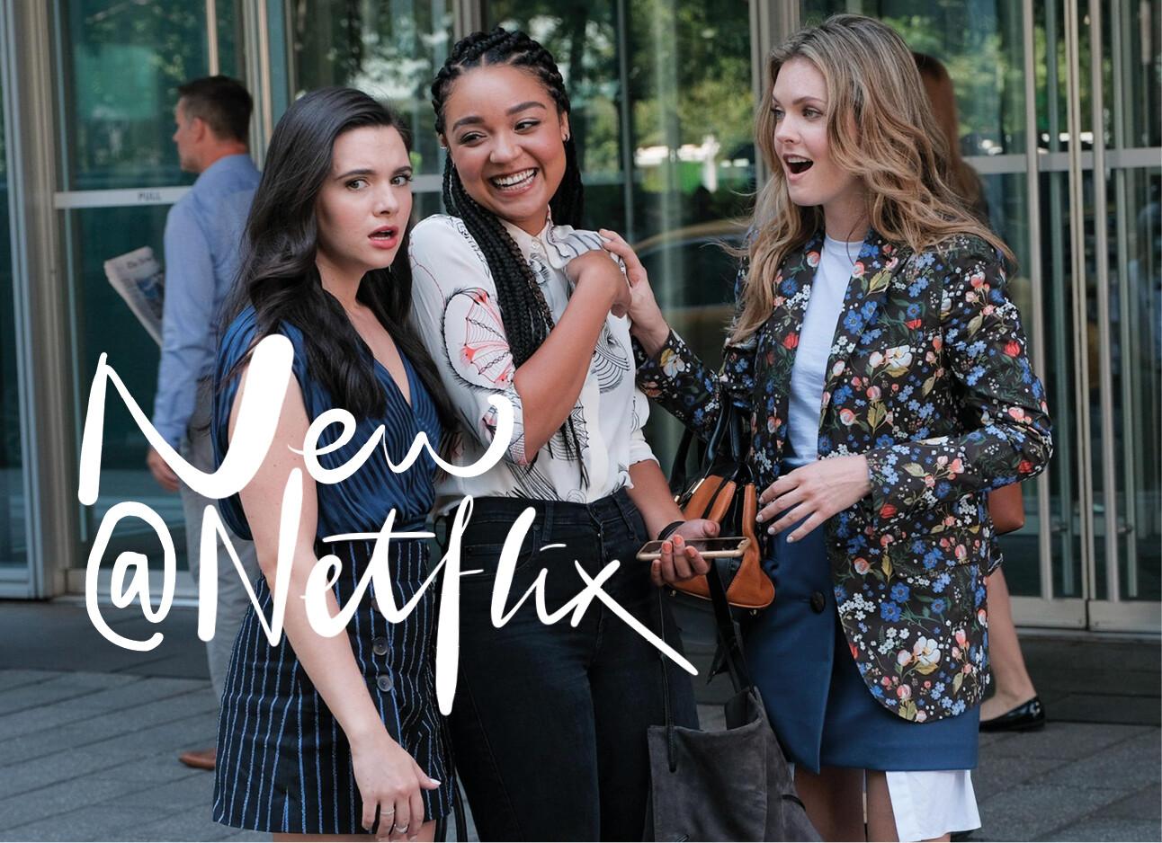 Yesss, The Bold Type komt eindelijk op Netflix