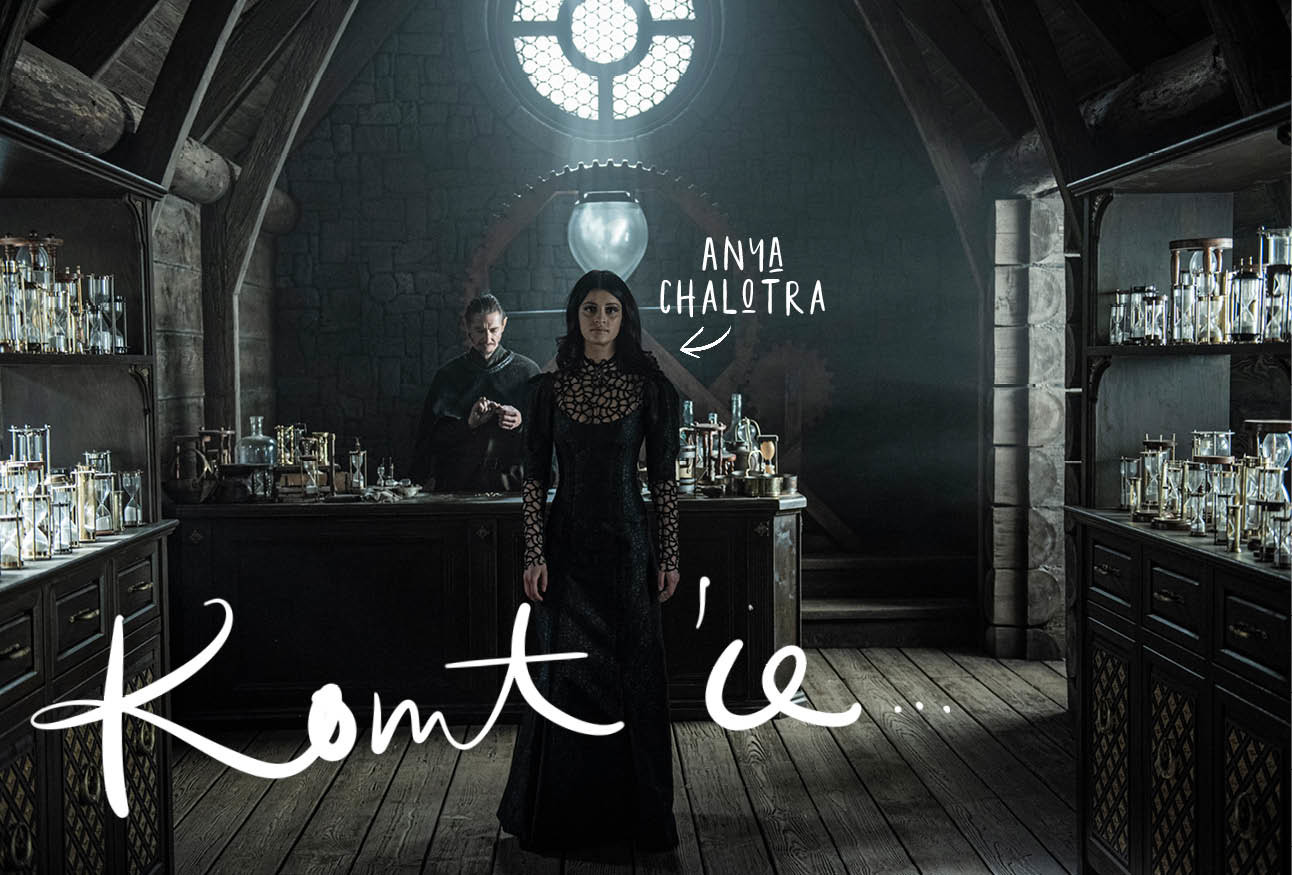 Anya Chalotra
