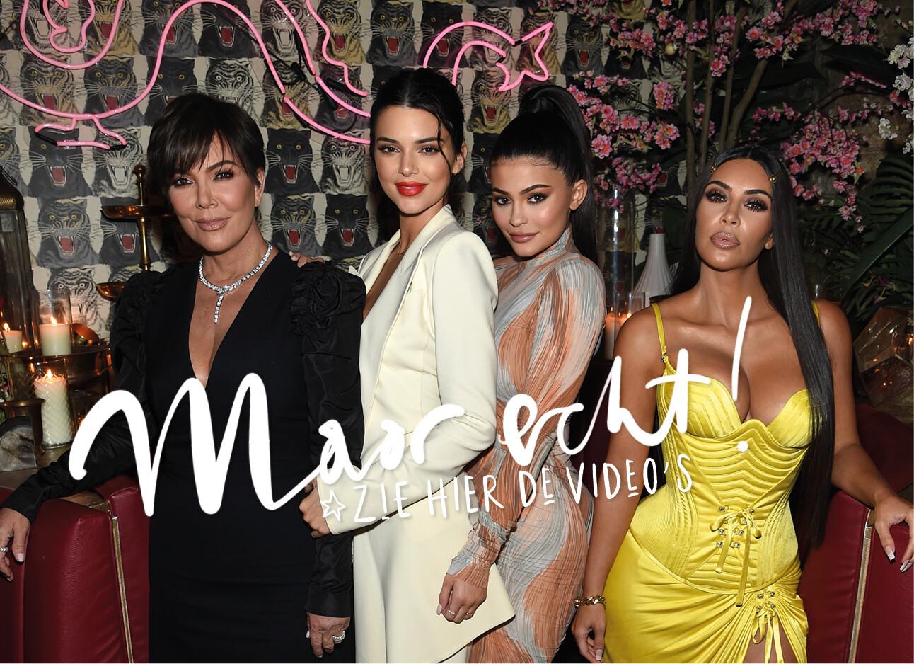 Hilarisch: dit TikTok account is alle Kardashians in één