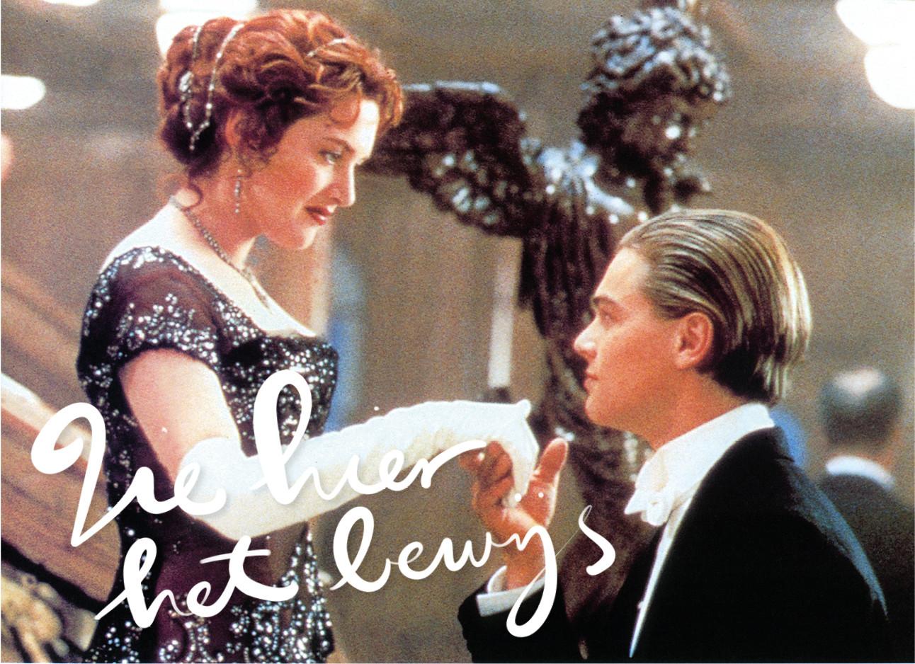 Leonardo Dicaprio Titanic Kate Winslet