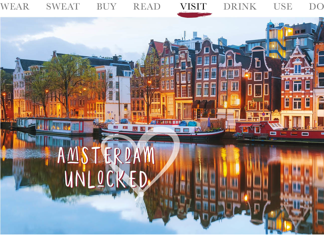 Amsterdam Unlocked