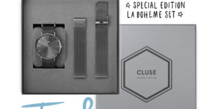Today we buy: Cluse Special Edition Gift Box