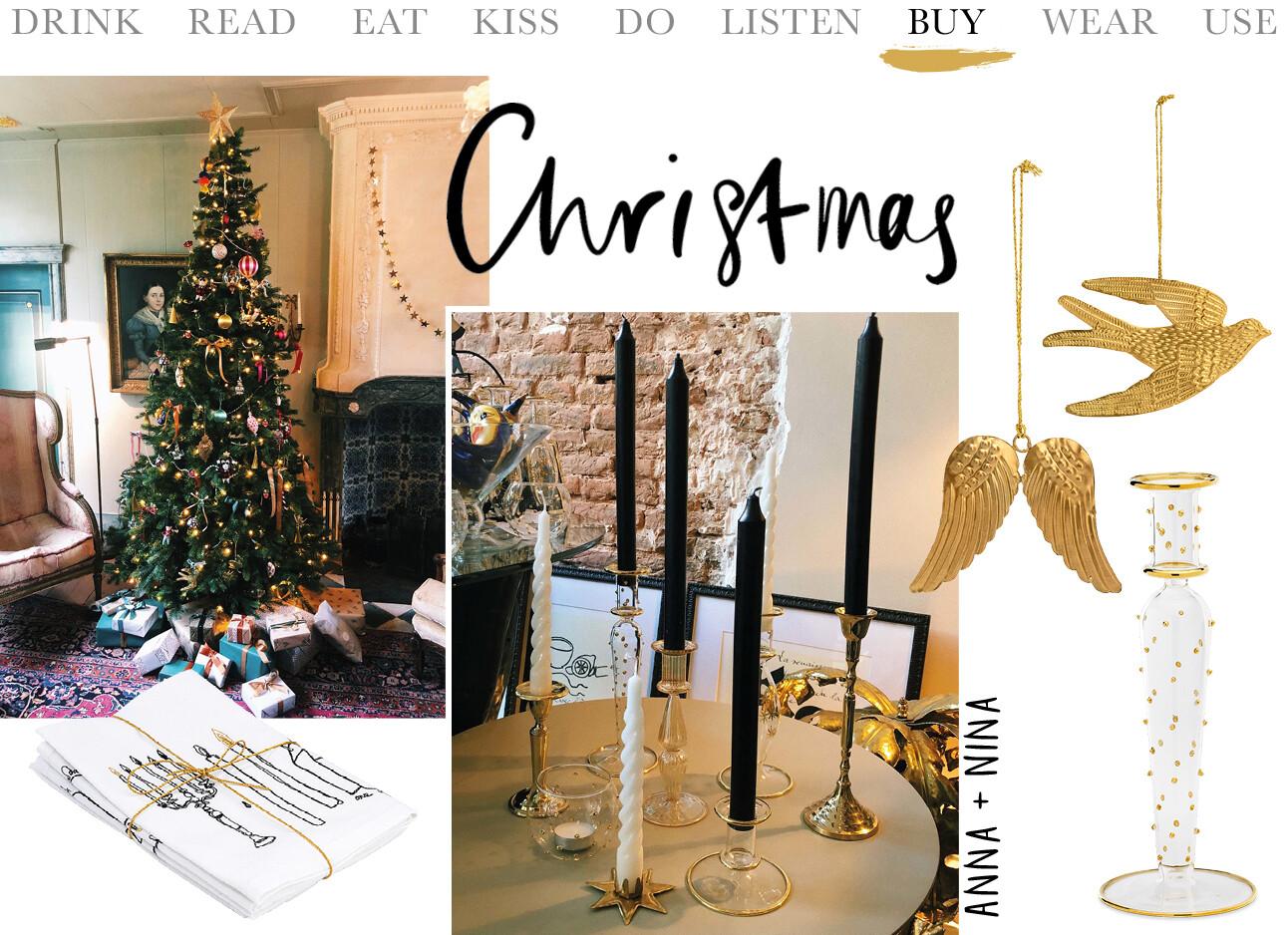 Kerst ornamenten van Anna+nina