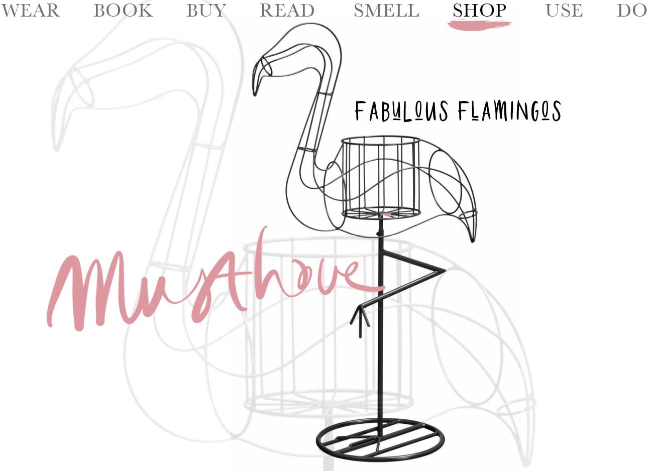 flamingo standaard