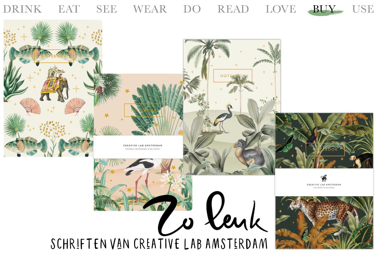 Today we buy schriften van Creative Lab Amsterdam