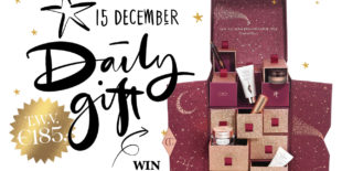 Today we give de adventskalender van Charlotte Tilbury